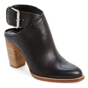 Dolce Vita Jacklyn open back Ankle Boots Booties